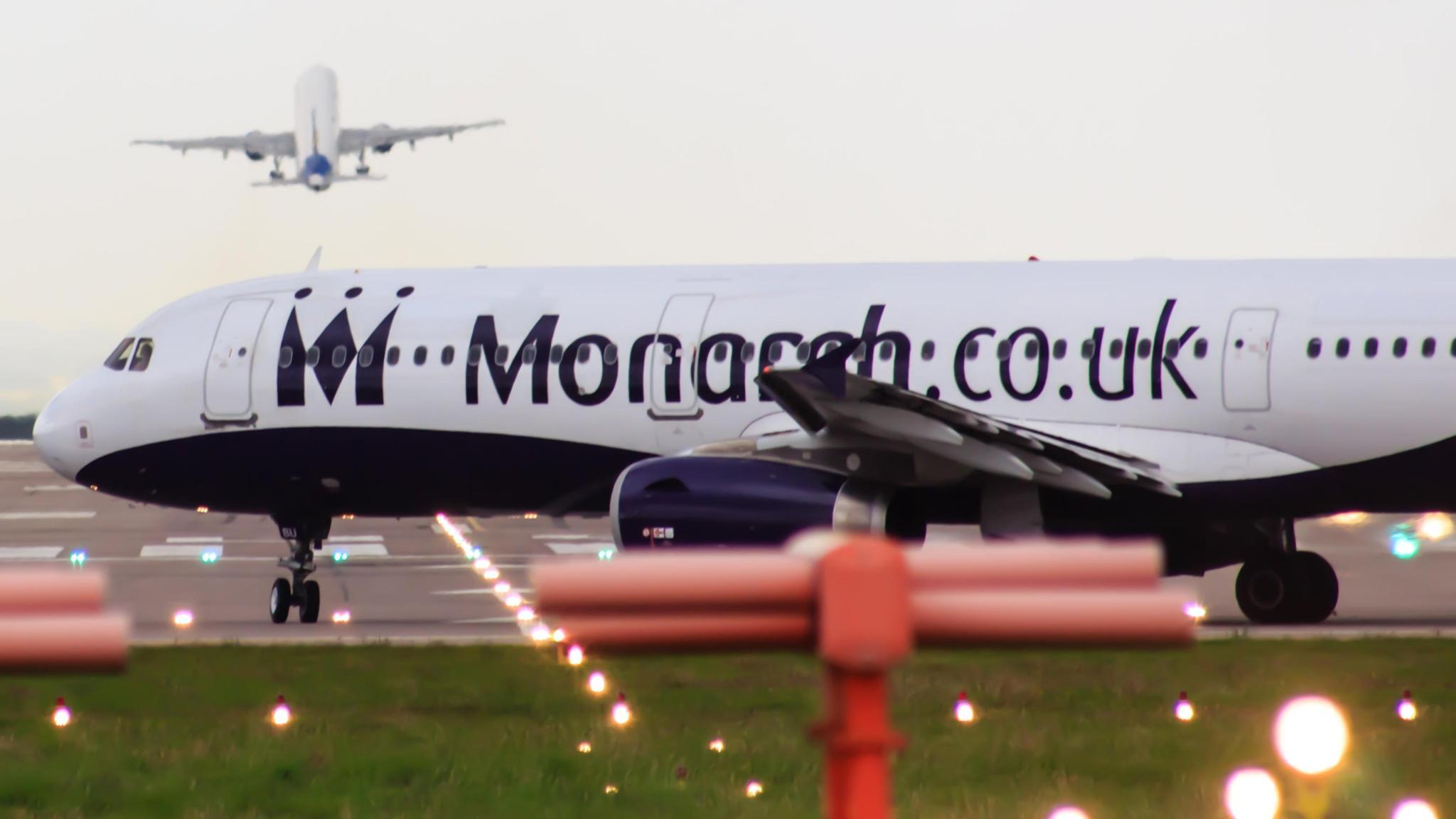 Resultado de imagen para Monarch Airlines Greybull Capital